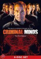 Criminal Minds - Kausi 1 (6 disc) (DVD) tästä kaudesta alkaen.. yhtään ei ole hyllyssä vieläkään 9.95 €