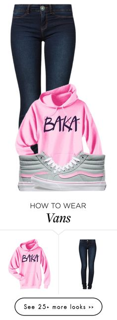 Outfits with Vans Girly Outfits, New Outfits, Trendy Outfits, Cool Outfits, Vans Outfit, Teen Swag, How To Wear Vans, Vanz, Baskets