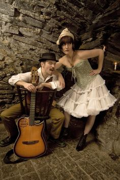 """Artist Spotlight: Frenchy and the Punk Put the """"Punk"""" in Steampunk « Steampunk R&D http://steampunk.wonderhowto.com/inspiration/artist-spotlight-frenchy-and-punk-put-punk-steampunk-0143997/"""