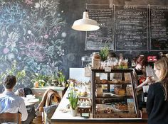 31 Coffeeshops And Cafés You Wish You Lived In ~ astro coffee Detroit