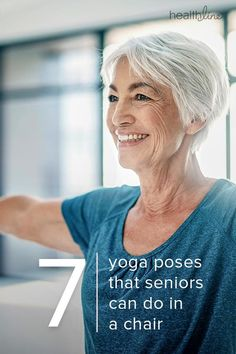 Yoga for Seniors: Seated Poses Chair Yoga for Seniors: Seated Poses.Chair Yoga for Seniors: Seated Poses. Quick Weight Loss Tips, Weight Loss Help, Lose Weight In A Week, Weight Loss Program, How To Lose Weight Fast, Reduce Weight, Yoga Fitness, Fitness Senior, Physical Fitness