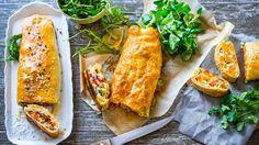 Tři tipy na skvělé slané záviny: S mrkví, balkánským sýrem i slaninou ahoubami!