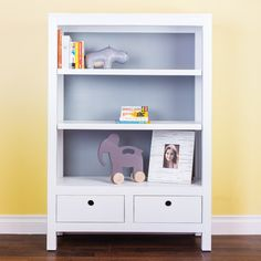 Layla Grace Newport Cottages Cody Bookcase