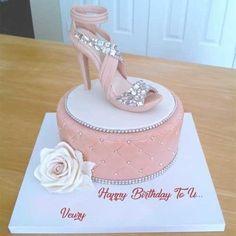 New birthday cake girls for women style 65 ideas Birthday Wishes For Lover, Birthday Wishes Cake, New Birthday Cake, Birthday Cake Pictures, Birthday Gifts For Teens, Birthday Gift For Him, Happy Birthday Cakes, Best Birthday Gifts, Birthday Cupcakes