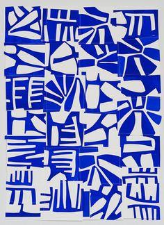 print/pattern by Raymond Saá