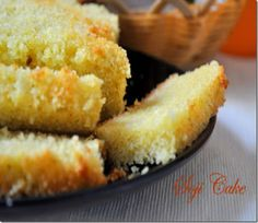 Semolina | Sooji cake Recipe | Cardamom Flavored Semolina Cake Recipe