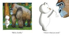 Anthony Browne, The little bear book