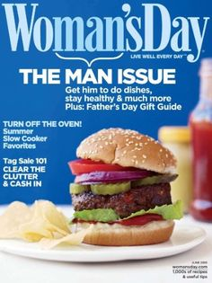 Magazines: Womans Day (1-year auto-renewal)