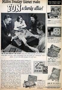 vintage family board game ad - Bing Images