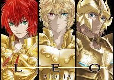 THE LEGEND OF GOLD SAINTS : Foto