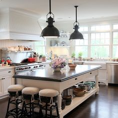 Angie Gren Interiors - kitchens - beadboard, backsplash, wood panel, beadboard, range hood, white, kitchen countertop, marble, backsplash, w...