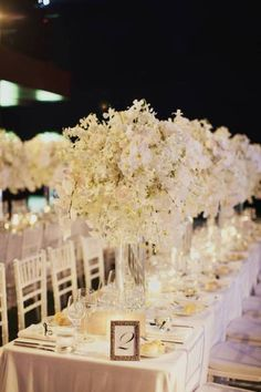 This is our private villa wedding.  The theme was black and white.  We kept the flowers white and added the touchés of black on other decor.  www.luxuryeventsphuket.com