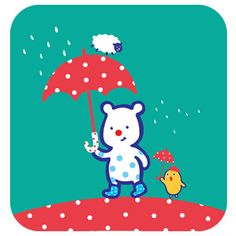 Raining Day - Littlestar Cindy