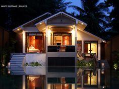 WHITE COTTAGE │ PHUKET - Bezauberndes kleines Strandhaus direkt an einem unverbauten, schier endlosen privaten Strandabschnitt von Natai - unser Geheimtipp auf Phuket für Verliebte!