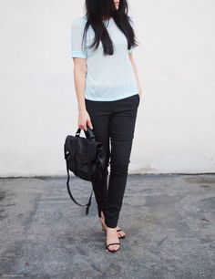 Style Ps1 Bag, Style Wish, Zara Shoes, Fashion Outfits, Mommy Fashion, Style Fashion, Work Pants, Your Style, Style Me