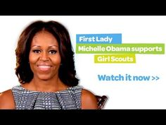 It's National Recruitment Week. Want to join? Want to volunteer? Want to Support your local Girl Scouts? We want you!! Kicking off the week is a message from our Honorary National President, First Lady Michelle Obama! Please share with all of your friends!