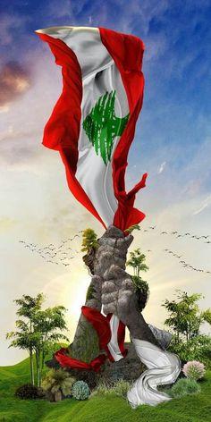 Lebanon Flag, Beirut Lebanon, Lebanon History, Mount Lebanon, Christmas Red Truck, Good Morning Beautiful Images, Islamic Art Calligraphy, Tourist Places, Architecture Portfolio