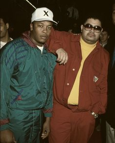 Dre and Heavy D