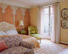 Lisa's apartment in Paris