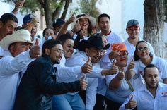 Movimiento Ciudadano está en la pelea gracias al apoyo de la gente: Cruz Pérez Cuéllar   El Puntero