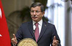 İstanbul borsası ile Tahran borsası entegre olmalı - Başbakan Davutoğlu Türkiye İran İş Forumu\'nda İran ve Türkiye arasında yapılacak anlaşmalara değindi