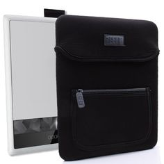 USA Gear Neo-Cushion Wacom Bamboo Capture , Connect Pen Writing Tablet Case Sleeve - Includes Stylus Pocket (NOT FOR BAMBOO CREATE)