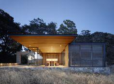Fragments of architecture — Quintessa Pavilions / Walker Warner Architects...
