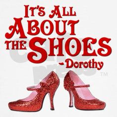 Shop It's All About The Shoes - Dorothy - Wizard of Oz Rectangle Magnet designed by Banana_Girl. Lots of different size and color combinations to choose from. Wizard Of Oz Shoes, Wizard Of Oz Decor, Dorothy Wizard Of Oz, Red Shoes, Me Too Shoes, Dorothy Shoes, Land Of Oz, Ruby Slippers, Pumps