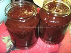 Preserves, Kimchi, Frozen, Food And Drink, Cooking Recipes, Jar, Homemade, Canning, Drinks