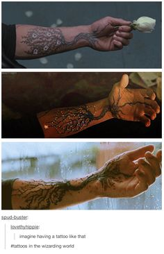 tattoos in the wizarding world. (was a gif but I don't know how to make the fancy things haha)