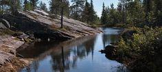 Savukoski, Mother Pine's pond - Savukoski, Äitipetäjän lampi Lapland Finland, Pond, To Go, River, Places, Outdoor, Outdoors, Water Pond, Outdoor Games