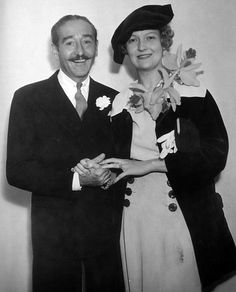 Verree Teasdale with Adolphe Menjou