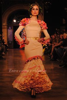 Sánchez Murube en We Love Flamenco 2015: 'Kallisté'  | por Claudia Alfaro vía Entre Cirios y Volantes.