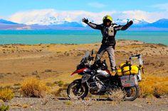 Our first guest biker: Miquel Silvestre