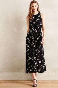 BUYMA.com 【即発送可】Anthropologieアンソロポロジー Viola Midi Dress(20923332)