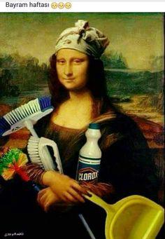 The real Mona Lisa Caricature, Lisa Gherardini, Mona Lisa Parody, Mona Lisa Smile, Foto Art, Funny Art, Oeuvre D'art, Collage Art, Art History