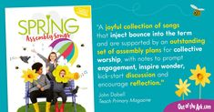 Spring Assembly Songs is full of fun, catchy songs and assembly plans for celebrating Easter and springtime. Preschool Songs, Music Activities, Classroom Activities, Primary School Songs, Primary School Curriculum, Singing School, School Play, Easter Songs For Kids, Out Of The Ark