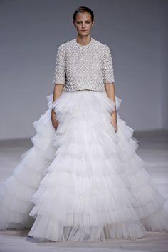 Giambattista Valli, haute couture Printemps Été