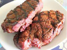 Smoked Steak