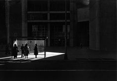 A Study of Light, Shadows, and Framing - Ray Metzker