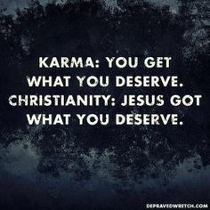 "I think a lot of people just use the word ""Karma"" as an expression for ""cause and effect"". BUT Keep your karma, I'll keep my Jesus and Amazing Grace. Let us pray for those that hurt us. I know it is hard to do. Christian Love, Christian Quotes, Karma, Cool Words, Wise Words, Quotes To Live By, Me Quotes, Mormon Quotes, Brainy Quotes"