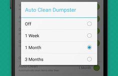 Android Evitare di cancellare foto e video Aggiungere il cestino sul telefono