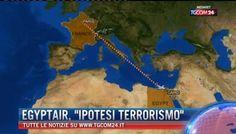 Volo Egyptair scomparso, per i media Usa (è stata una bomba)