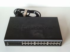 Linksys  Instant EtherFast (EF4124) 24-Ports External Switch #Linksys