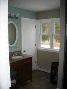 Bm Annapolis Gray A Rich Beige Gray Paint Our New Home