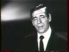 Yves Montand - Les Feuilles Mortes  I learned how to play this on the piano for my parents' anniversary.