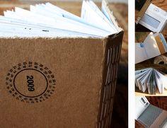 Design Canvas: & lovely, recycled handmade books