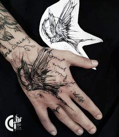 """Manchmal ist Erfolg gefragt"" # tattoo # tattoos # tattooed # t Tattoos tattoo old school tattoo arm tattoo tattoo tattoos tattoo antebrazo arm sleeve tattoo Hand Tattoos For Guys, Sleeve Tattoos For Women, Trendy Tattoos, Finger Tattoos, Body Art Tattoos, Tattoo Drawings, Tatoos, Unique Hand Tattoos, Henna Tattoo Designs"