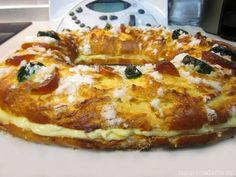 Roscón de Reyes con Thermomix - La Alacena de MO