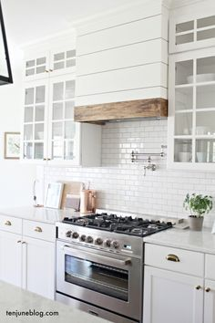 Ten June: Our Farmhouse Kitchen: A Lived In Tour